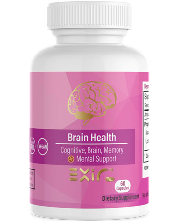 Brain Health Dietary Supplement