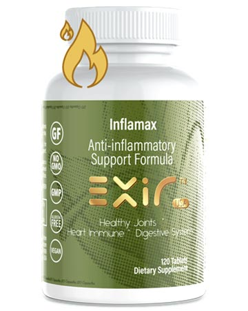 anti-inflammatory supplement