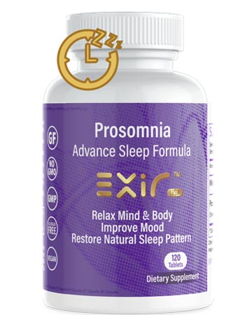 Restful Sleep supplement Prosomnia