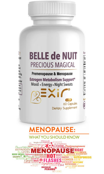 Menopause and Testosterone supplements