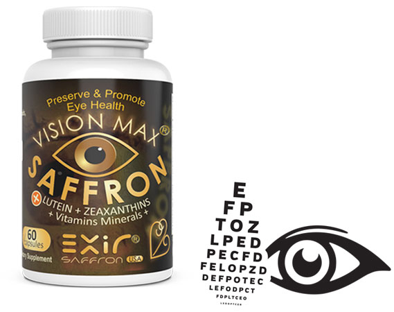 Vision Max Eye Supplement Preserve Protect